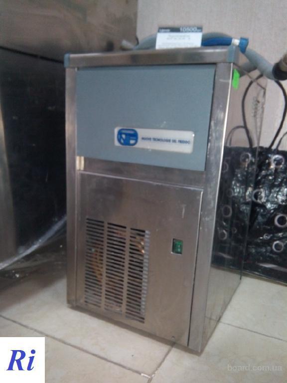 Продам бу льдогенератор NTF SL 35W-Q для бара