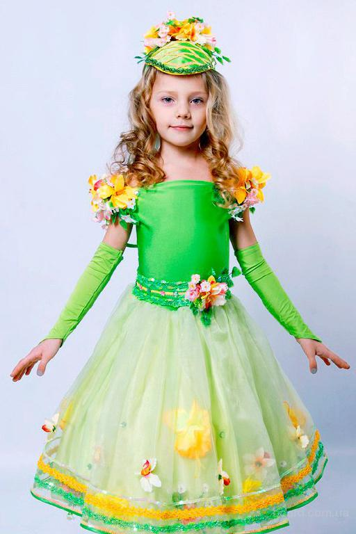 Карнавальные костюмы для деток к празднику Весны