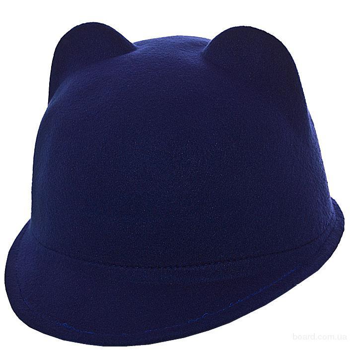 Шляпы фетр