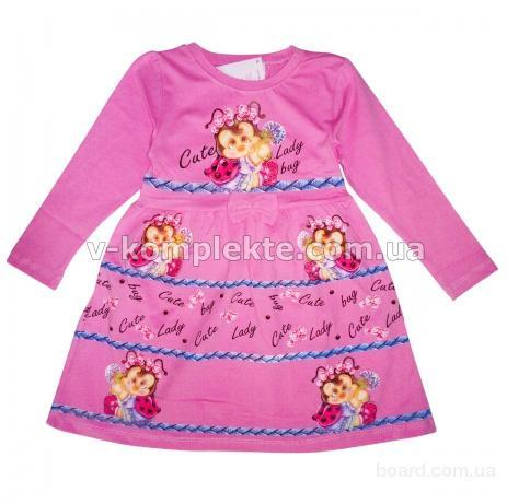 Платья для девочек оптом из Турции