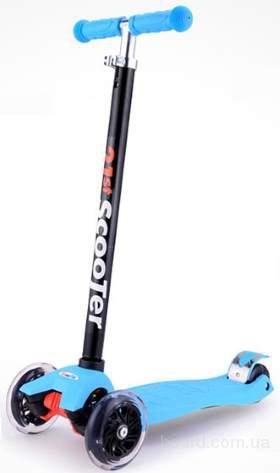 Детский самокат Scooter Micro Мaxi
