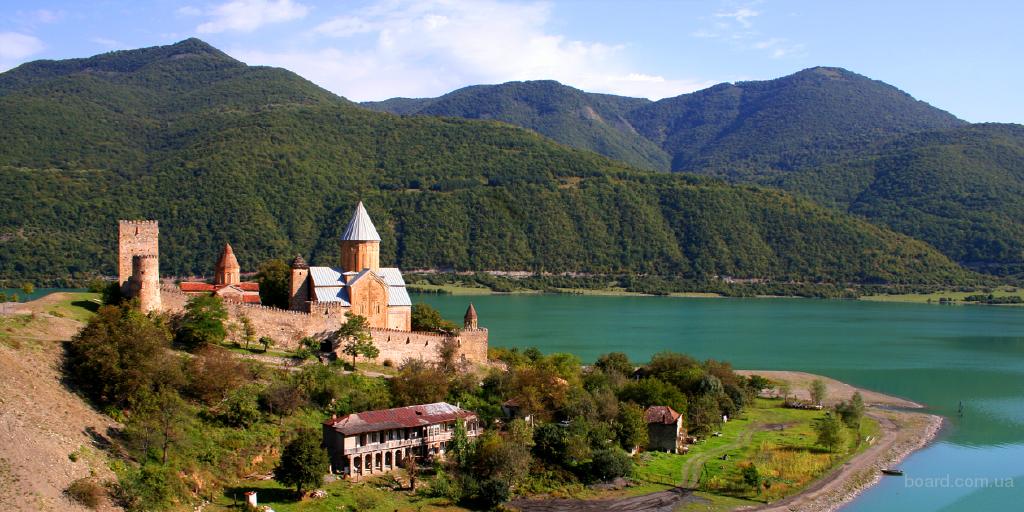 Паломнические поездки в Грузию из Харькова
