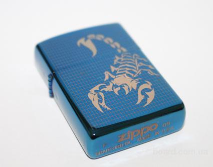 Зажигалка Zippo скорпион