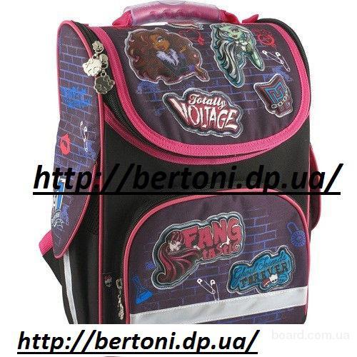 Рюкзак ортопедический kite Monster High MH14-501-2K