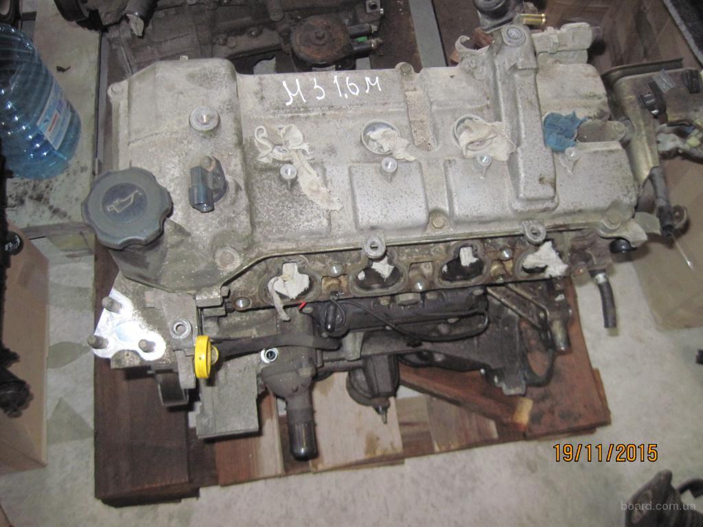 Mazda 6 двигатель запчасти