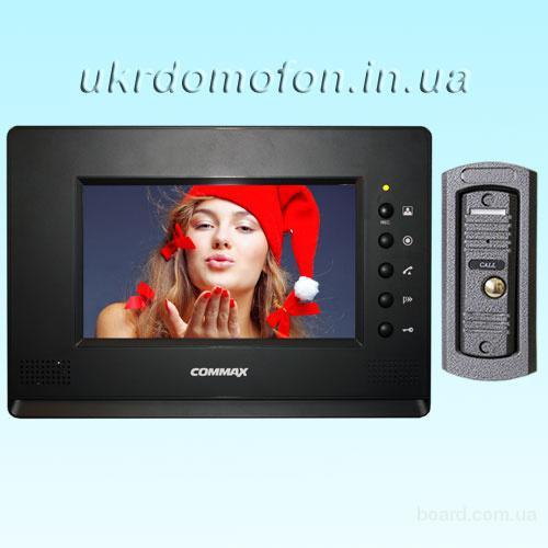 Установка видеодомофона в Краматорске бесплатно.