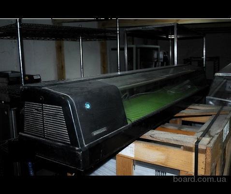 Продам бу холодильную витрину Hoshizaki HNC-180