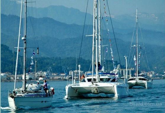 На яхте по островам Зеленого Мыса