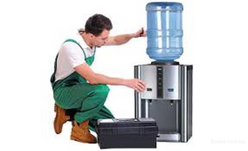 Кулер Pro Sto. Обслуживание и ремонт кулеров и другой техники для розлива и очистки воды (пурифайеры, обратный осмос)