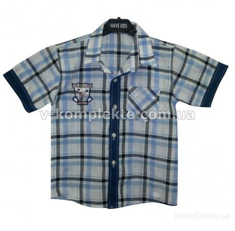 Рубашки детские оптом