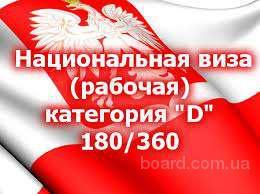 Срочные рабочие приглашения в Польшу