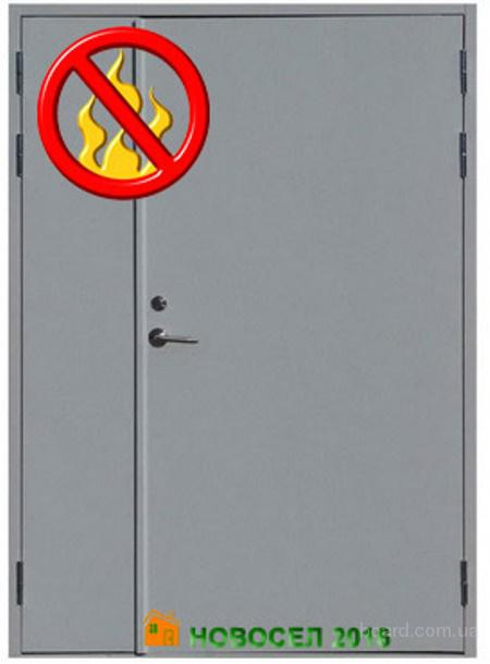 входные двери противопожарные для организаций