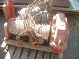 Электро лебедка крана Пионер 1т монтажная строительная тяговая, Днепропетровск