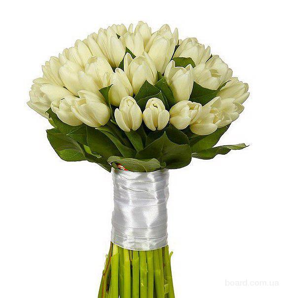 Тюльпаны на женский праздник