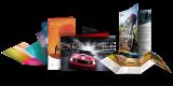Печать визиток, флаеров, листовок, буклетов, каталогов, наклеек, плакатов
