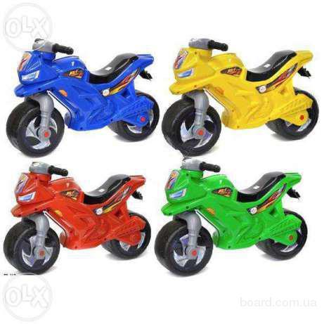 Беговел,толокар,мотоцикл орион,5 цветов!низкая цена!!!