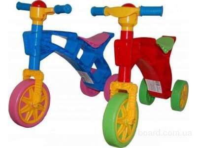 Ролоцикл,велосипед без педалей Технок
