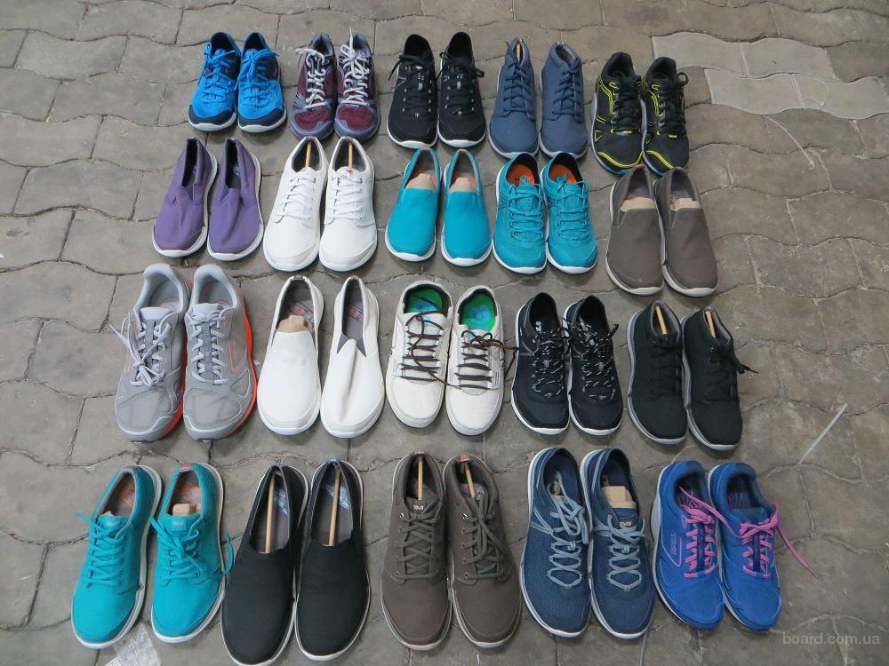 Оригинальные кроссовки Teva. Mix. Размеры: 38 и 42. 20 пар.