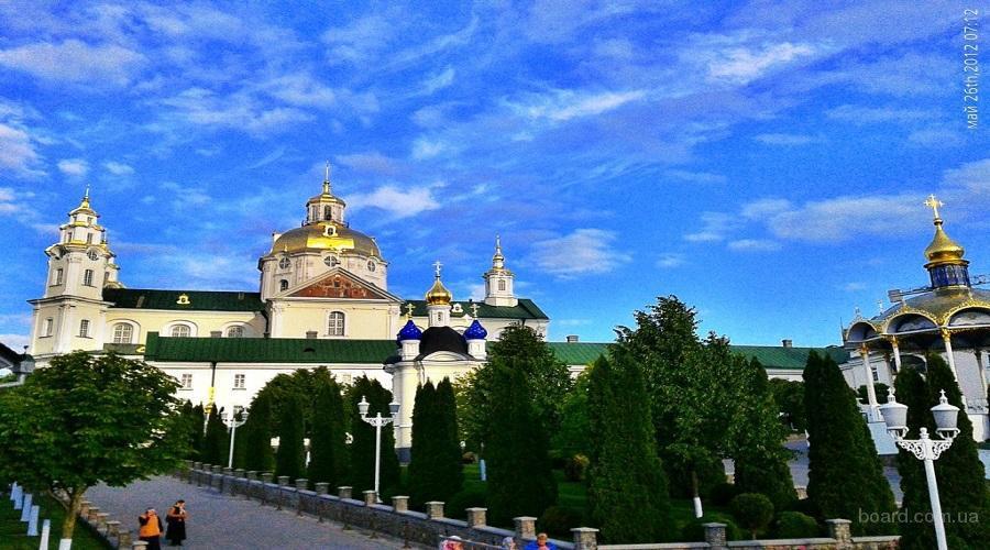 Паломнический тур в Почаевскую Лавру