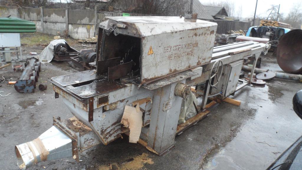 Продам брусовочный станок Ц-32 Б/У