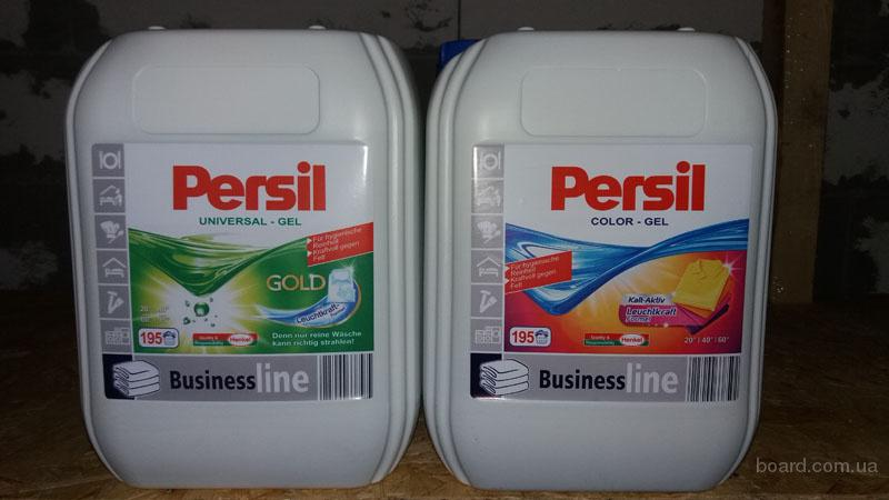 Гель для стирки Persil Business line в канистрах 5л и 10л