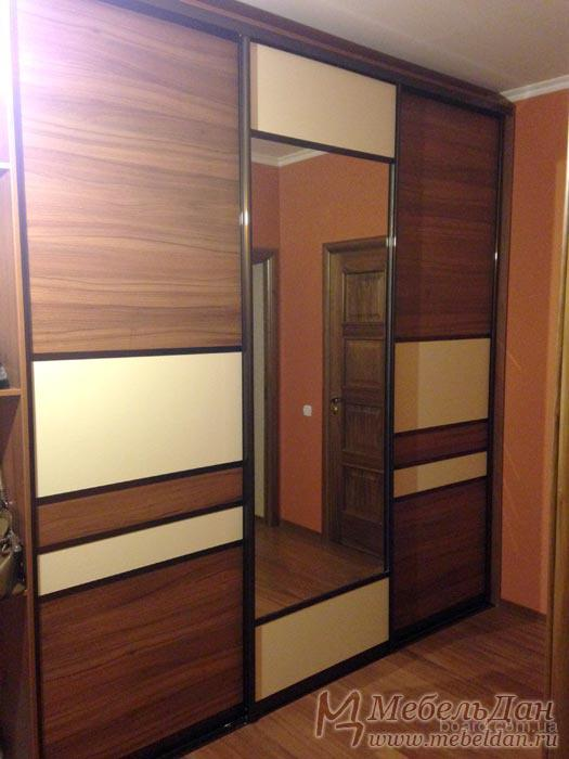 Шкафы-купе от производителя в Казани на заказ