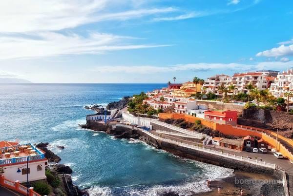 Майские праздники в отелях на ос.Тенерифе, Испания 30.04-07.05.16!