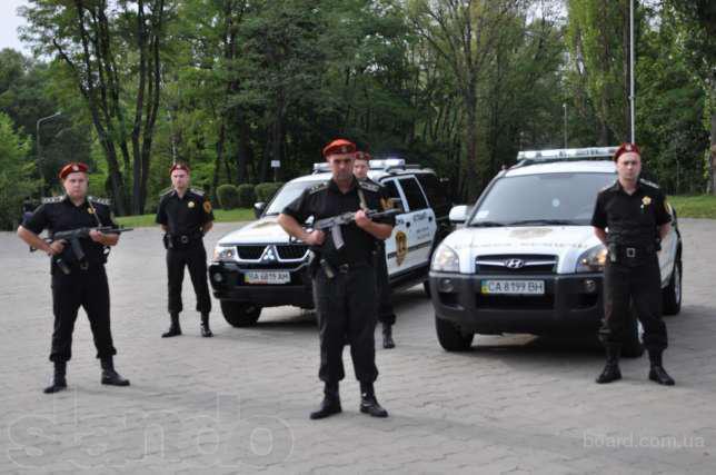 Охрана квартир качественно и оперативно Киев