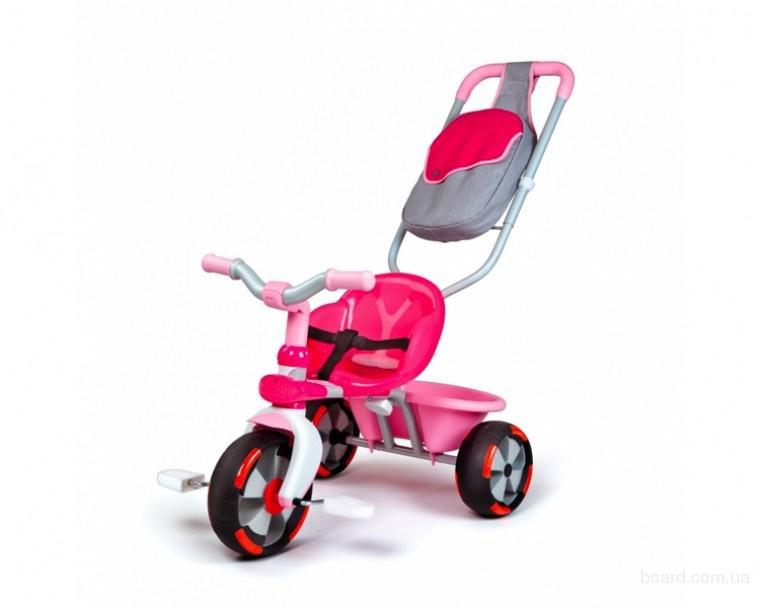 Велосипед трехколесный Baby Balade Driver V Smoby 434112