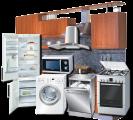 Ремонт холодильников, стиральных, посудомоечных машин, СВЧ, варочных поверхностей, электроплит, оборудования общественного