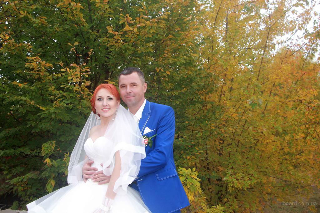 Фото и видеосъёмка свадебных торжеств в Одессе