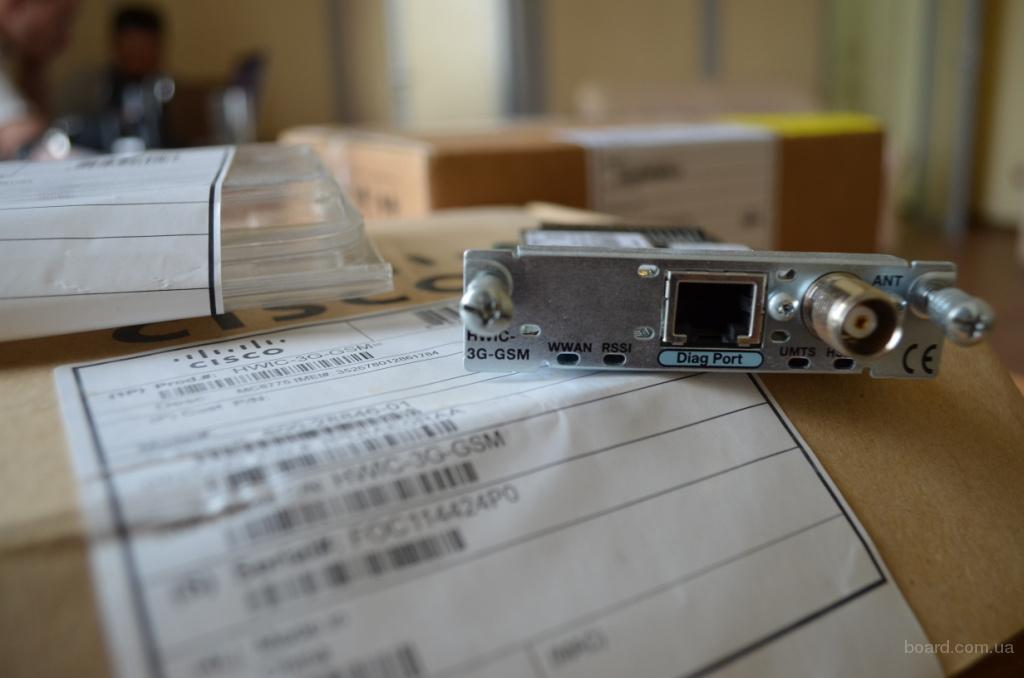 Интерфейсные модули и модули памяти Cisco для коммутаторов и маршрутизаторов