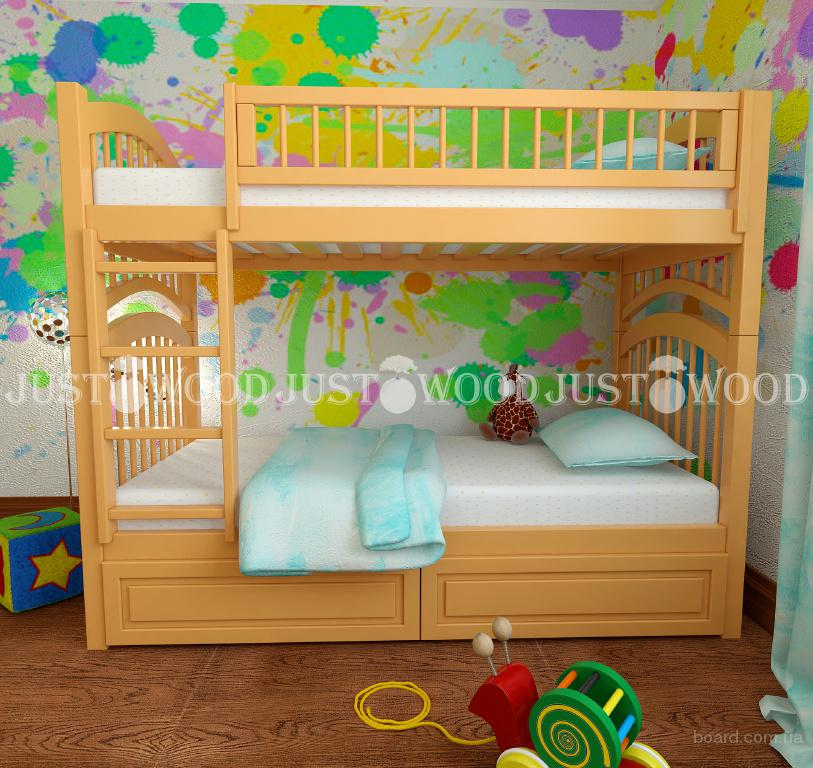 Детская Двуспальная кровать Артемон