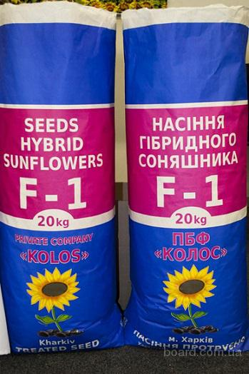 Семена подсолнечника высокого качества Форвард, Ясон