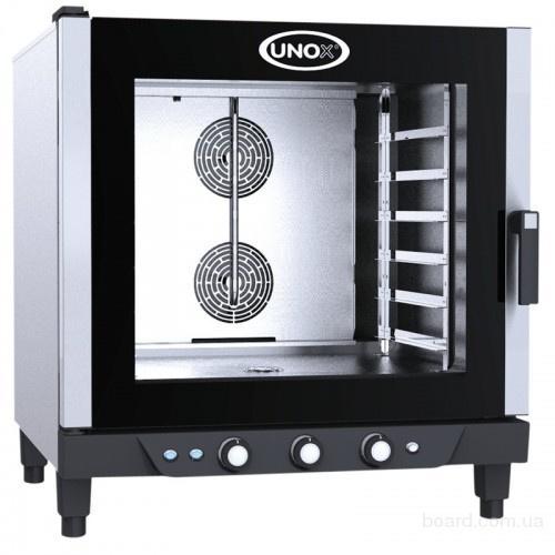 Продам со склада пароконвектомат Unox XB693 для пекарни