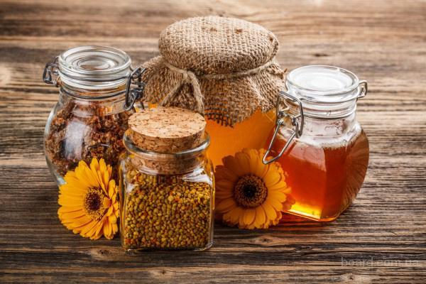 Цілющі властивості меду