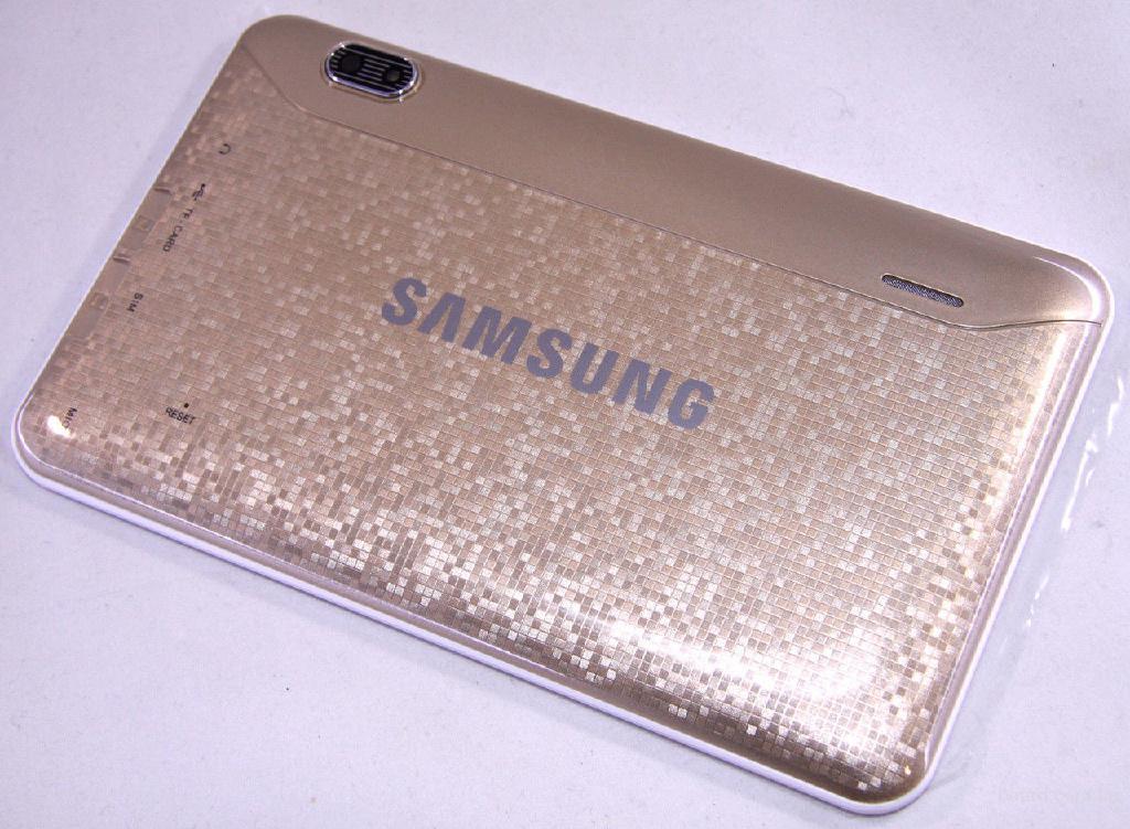 2в1!! планшет-телефон 6 ядерный Samsung V86 7дюйм, 1 сим, 2камеры