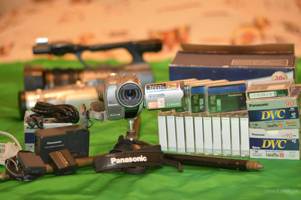 Продам видеокамеру Panasonic NV-GS230