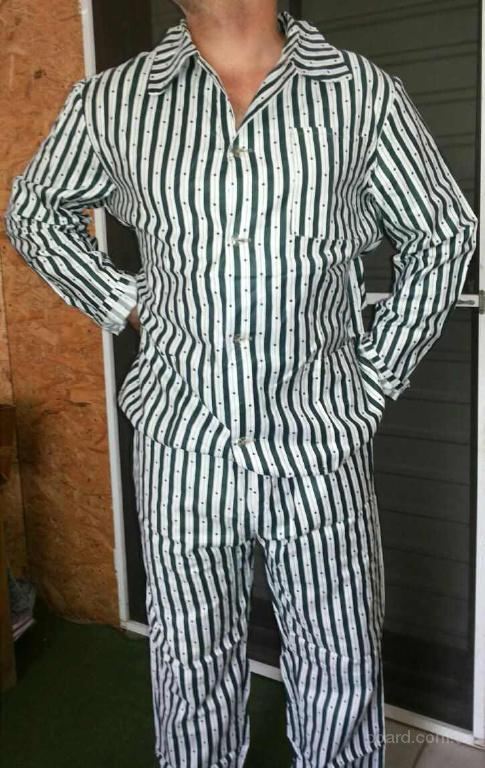Пижама мужская  100% хлопок