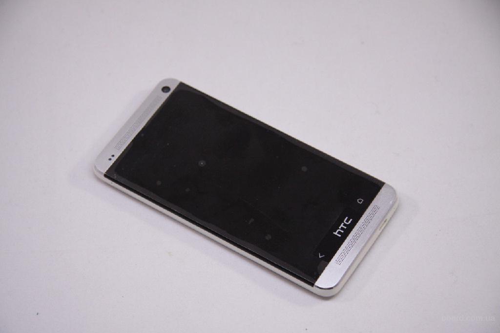 смартфон HTC One M7, полноценный ПК в кармане