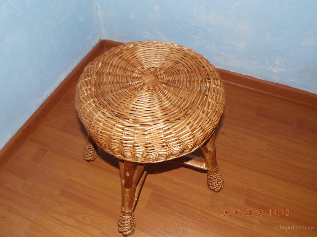 Плетеная мебель з лози