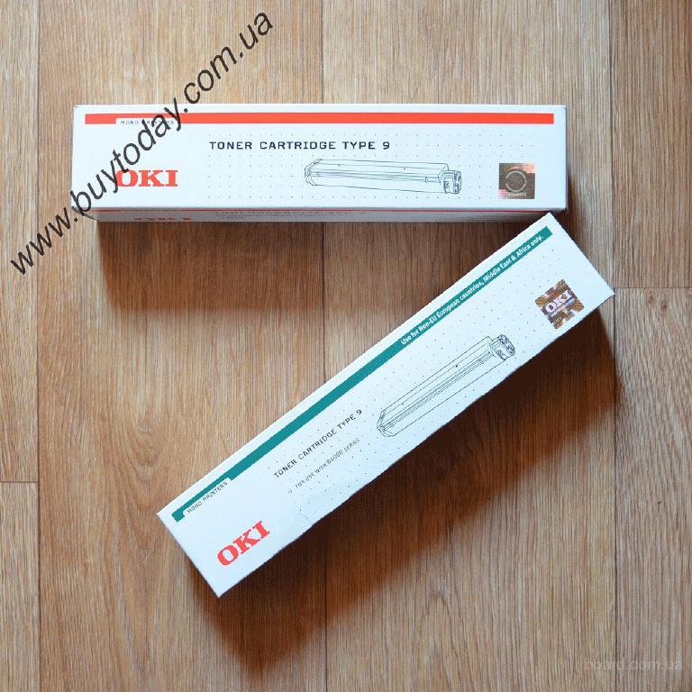 Картридж OKI type 9 (01103402, 01103409)