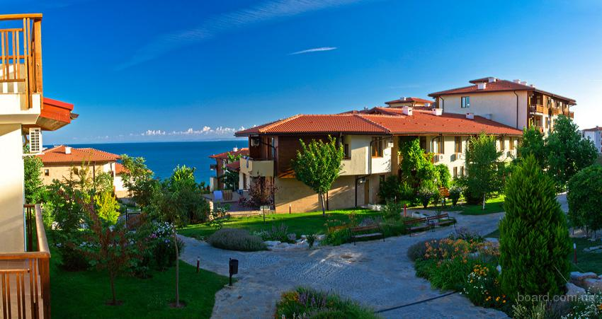 Апартаменты в шикарном отеле Болгарии