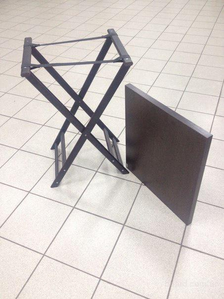 Триджек ( стенд для подносов) со съемной крышкой