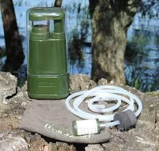Туристический фильтр для очистки воды Miniwell L610