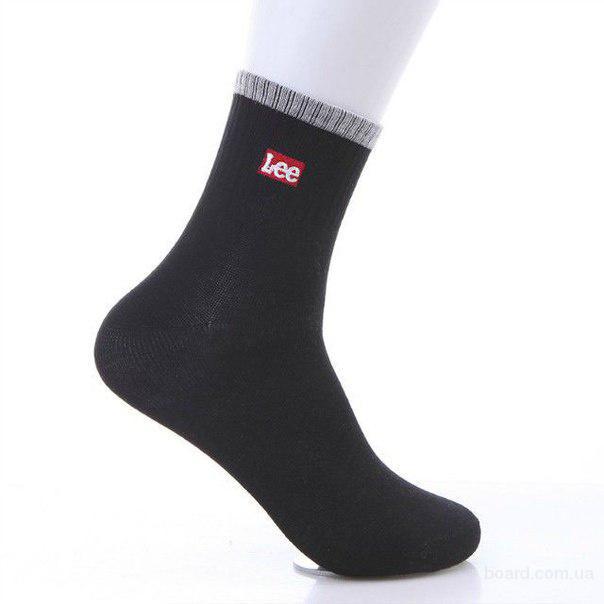 Чоловічі шкарпетки Lee. Мужские носки Lee,оптом и розница