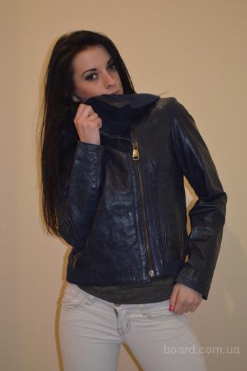 кожаные куртки итальянской марки Guarapo