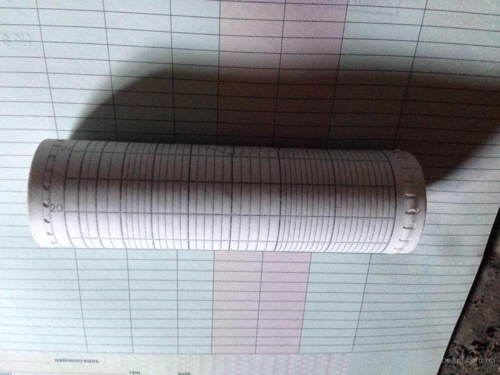 Продам ленты диаграммные с сеткой