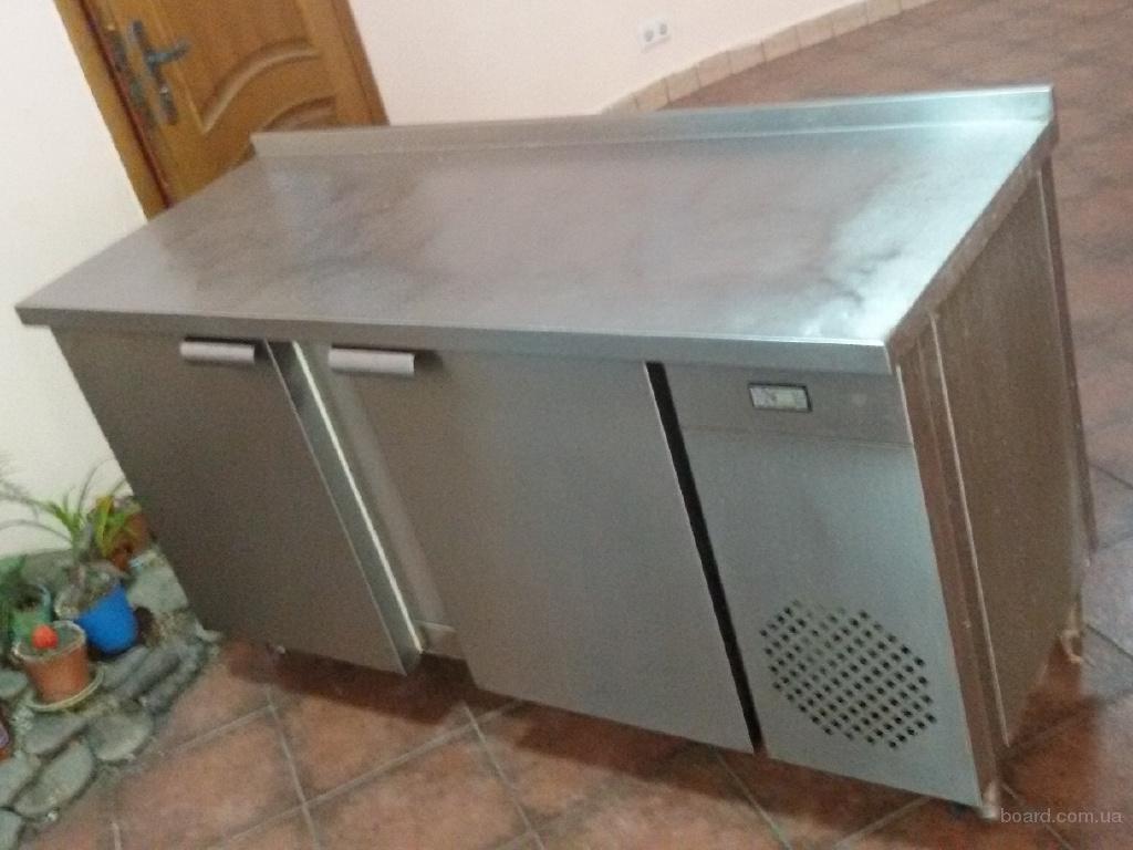 Продам бу холодильный стол для кафе, баров, ресторанов