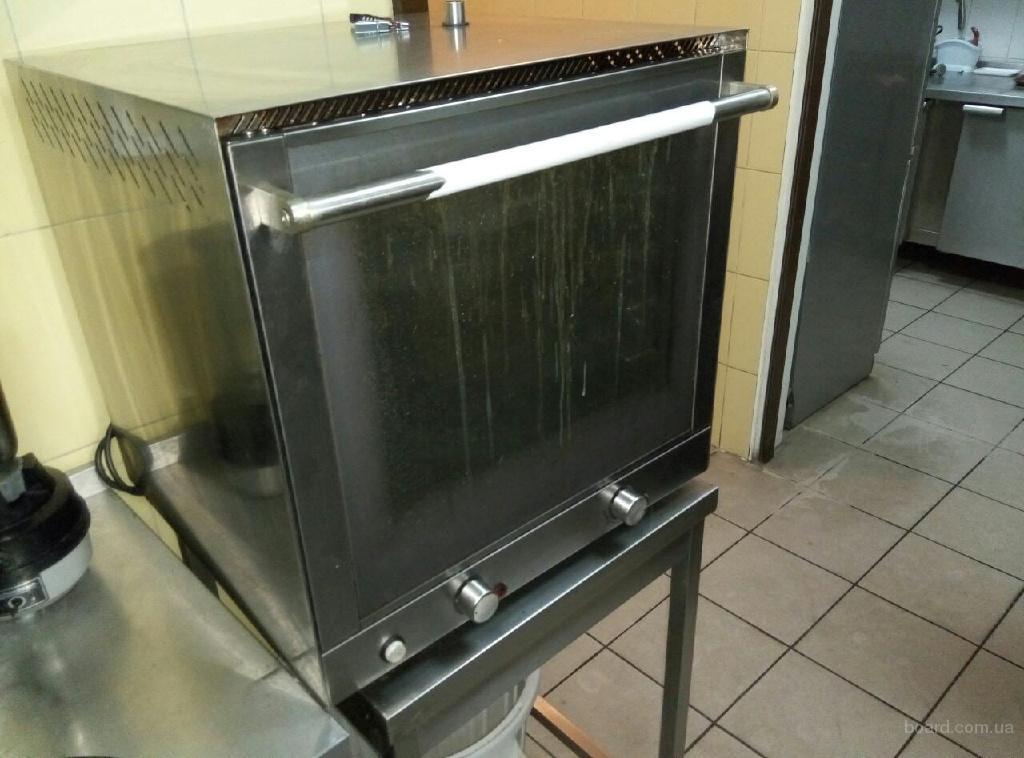 Продам конвекционную печь Garbin 43 DX-UMI бу